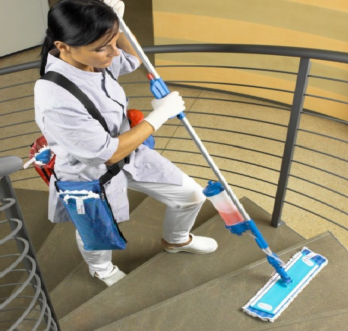 disposable mops