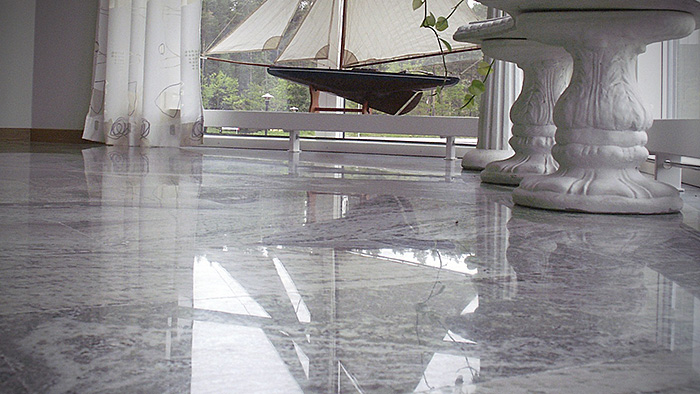 How To Polish A Marble Floor